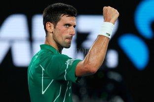 Djokovic derrotó a Federer y es el primer finalista del Abierto de Australia