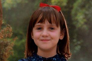 """Netflix trabaja en la remake de """"Matilda"""""""