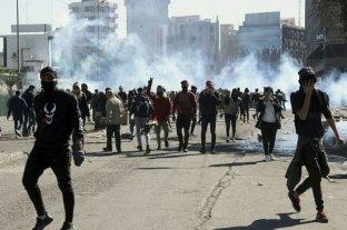 La ONU denuncia que ya son 470 los manifestantes muertos desde inicio de protestas en Irak
