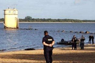 Encontraron el cuerpo de la joven desaparecida mientras nadaba en un balneario uruguayo