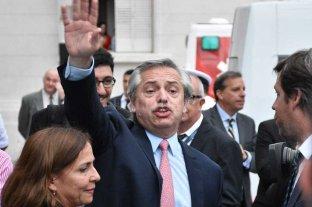 """Alberto Fernández: """"Me molesta que digan que tengo presos políticos porque no los tengo"""""""