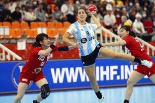 Handball: el seleccionado femenino buscará un lugar para Tokio 2020 en Valencia