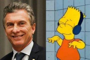 """Kulfas comparó a Macri con Bart Simpson por no hacerse cargo de la """"dramática situación"""" del país"""
