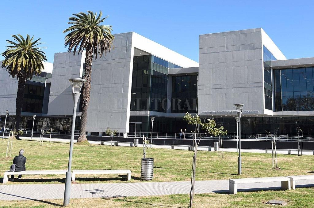Centro de Justicia Penal de Rosario. Crédito: Captura digital