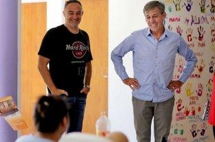 La Municipalidad y la fundación Mateo Esquivo coordinaron acciones