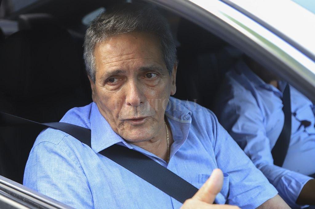 Carlos Acuña, uno de los secretarios generales de la central obrera. Crédito: NA