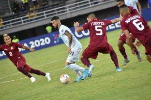 Preolímpico: Argentina goleó a Venezuela y pasó al cuadrangular final con puntaje ideal