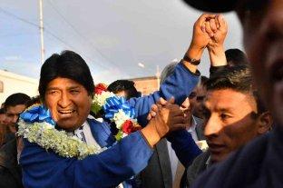 Evo Morales podría ser candidato a diputado o senador en Bolivia