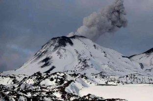 Chile en alerta naranja por la explosión del volcán Chillán