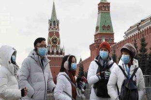 Se detectaron los primeros dos casos de coronavirus en Rusia