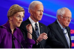 Primarias en EEUU: 12 candidatos demócratas aspiran a derrotar a Trump