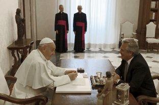 Las principales frases de Alberto Fernández tras su visita al papa Francisco