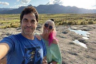 Valeria Lynch y Mariano Martínez se fueron de vacaciones juntos