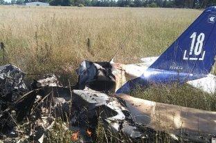 Cayó una avioneta y murieron sus dos ocupantes