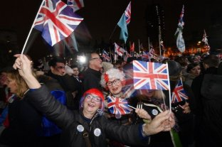 El Reino Unido dejó formalmente de pertenecer a la Unión Europea