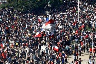 Masivo repudio en Chile tras la muerte de un hincha del Colo Colo