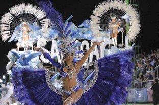 Con el desfile de más de tres mil comparseros, arranca el Carnaval de Corrientes