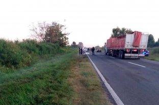 Siniestro vial fatal en la Ruta 11, cerca de Desvío Arijón