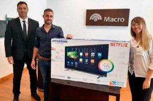 Banco Macro entregó los premios de los sorteos de su campaña de consumo con tarjeta de débito