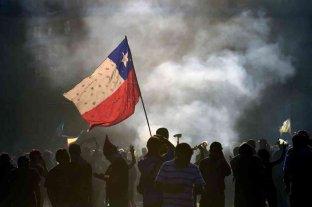 Un estudiante murió tras recibir un disparo durante una protesta en Chile