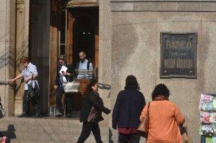 En el Banco Nación el paro del lunes será por cinco horas
