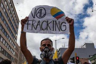 Colombia suspende temporamiente el fracking petrolero