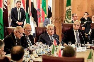 """La Liga Árabe rechaza el """"Plan de paz"""" propuesto por Donald Trump"""