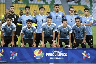 Sin jugar, Uruguay se quedó con el último pasaje