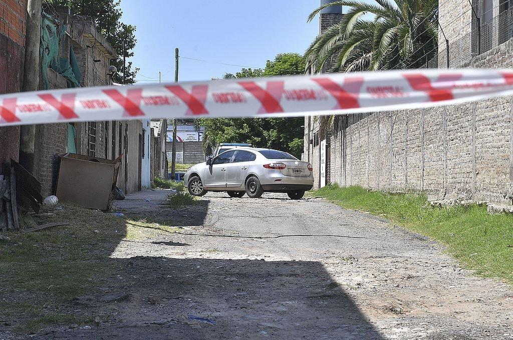 El viernes se produjo el robo y asesinato de un cajero en una sucursal de Isidro Casanova. Crédito: Telam