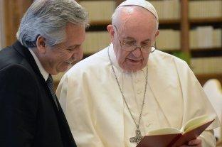 """El Papa ayudará de una forma """"más bien diplomática"""" a renegociar la deuda"""
