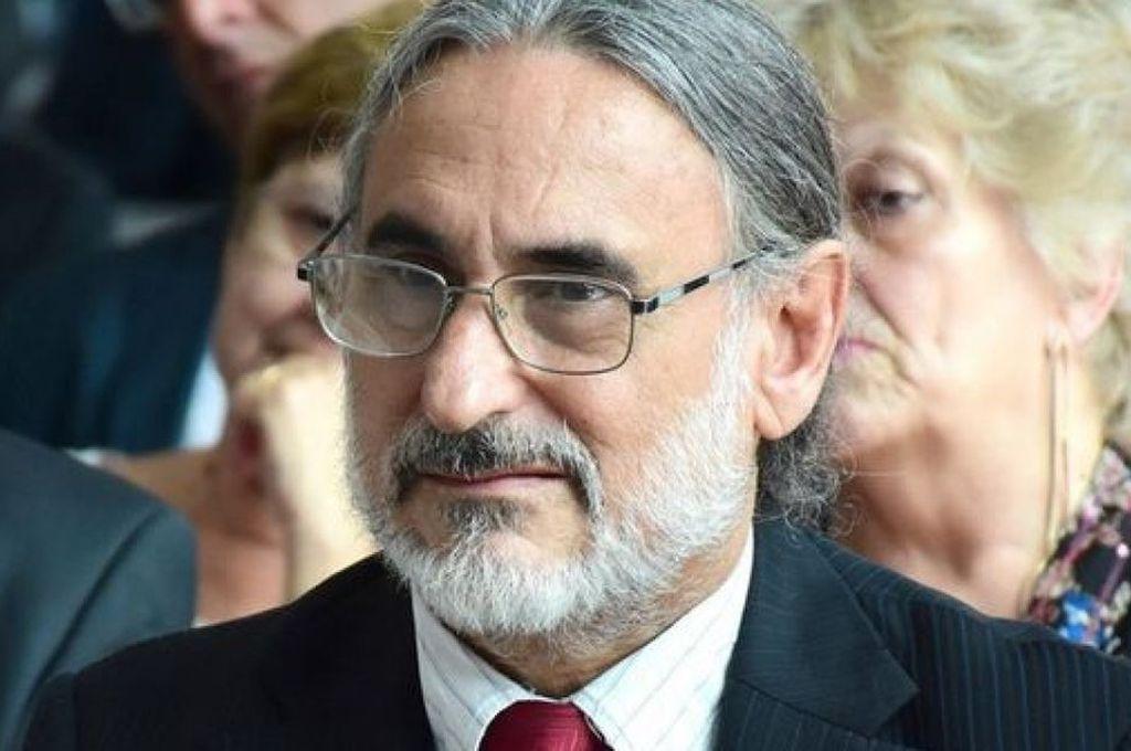 Ministro de Agricultura, Ganadería y Pesca Luis Basterra. <strong>Foto:</strong> Gentileza