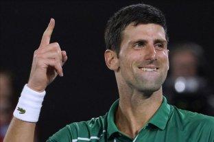Djokovic es el nuevo campeón del Abierto de Australia