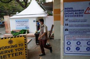 Filipinas registra la primera muerte por el coronavirus fuera de China