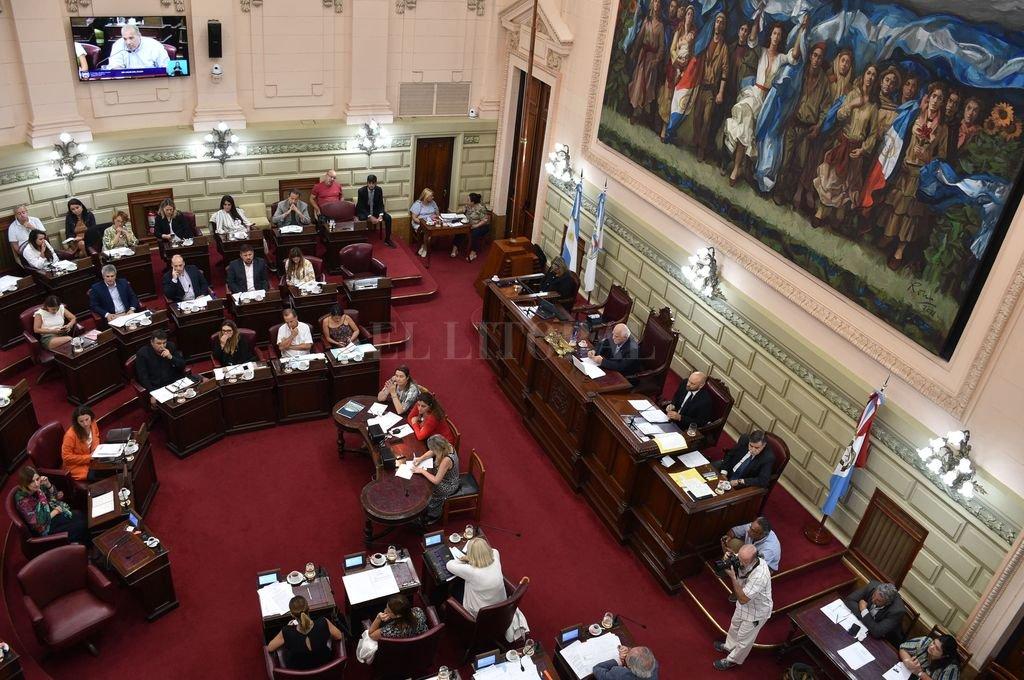 La Cámara baja de la Legislatura provincial tiene 28 de sus 50 escaños en manos de la oposición. <strong>Foto:</strong> Archivo