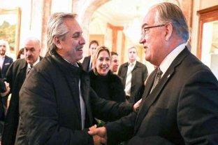 Alberto Fernández se reunirá con empresarios alemanes en Berlín