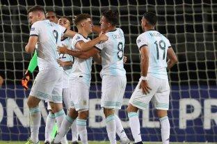 Preolímpico: Argentina debuta en el cuadrangular final frente a Uruguay