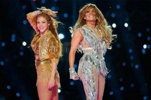 Superbowl: la actuación de Shakira y J - Lo generó 1300 denuncias