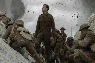 """""""1917"""" arrasó en los premios Bafta y es la gran favorita a los Oscars"""