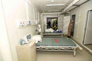 Coronavirus: comenzó a funcionar en China el hospital construido en 10 días