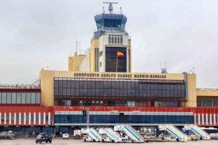 Por la presencia de drones, cierran el aeropuerto de Barajas