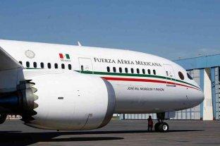 "López Obrador adelantó que ""se va a rifar el avión presidencial"""