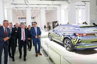 Volkswagen confirmó inversiones por 800 millones de dólares en Argentina