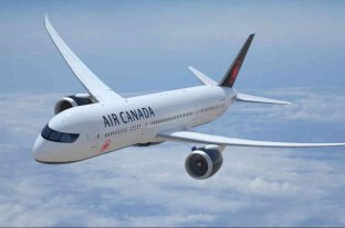 En vivo: un avión de Air Canada se prepara para un aterrizaje de emergencia en Madrid