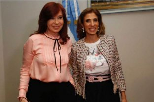 La santiagueña Claudia Ledesma será Presidenta por 32 horas