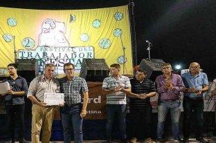 Borla participó de la Fiesta del Trabajador Forestal