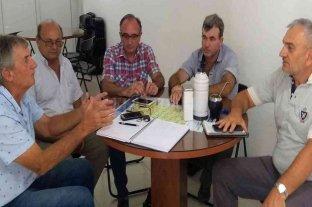 Calvo se reunió con el Director de Lechería