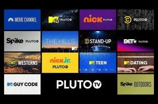 Pluto TV, el servicio de streaming gratuito que llega en marzo al país