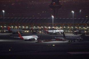 España abrió una investigación por el incidente del avión de Air Canada