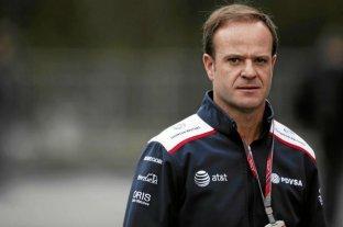 Rubens Barrichello correrá en el Súper TC2000