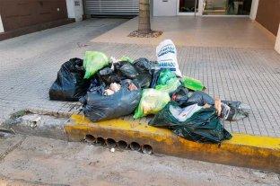 No hubo recolección de basura en algunos barrios de la ciudad